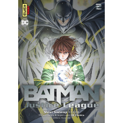 BATMAN AND THE JUSTICE LEAGUE - TOME 2