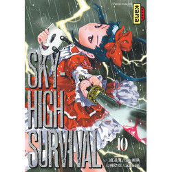 SKY-HIGH SURVIVAL - TOME 10