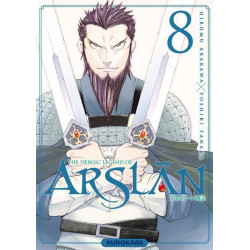 THE HEROIC LEGEND OF ARSLÂN - 8