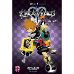 KINGDOM HEARTS II - INTEGRALE 3