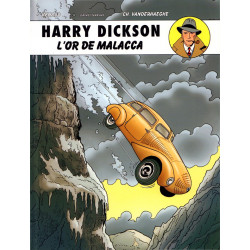 HARRY DICKSON T13 - L'OR DE MALACCA