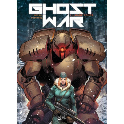 GHOST WAR 01 - L'AUBE ROUGE
