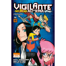 VIGILANTE MY HERO ACADEMIA ILLEGAL - 2 - CONDAMNATION