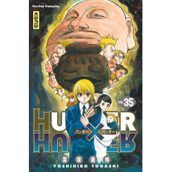 HUNTER X HUNTER - TOME 35