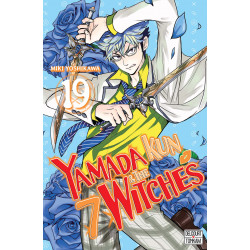 YAMADA KUN THE 7 WITCHES T19