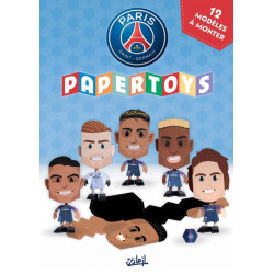 PARIS SAINT-GERMAIN - PAPERTOYS