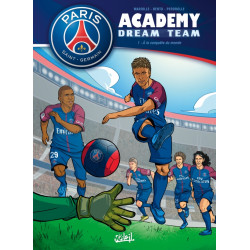 PARIS SAINT-GERMAIN ACADEMY DREAM TEAM 01