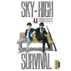 SKY-HIGH SURVIVAL - TOME 11