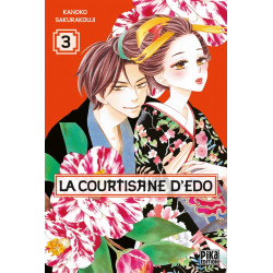 LA COURTISANE D'EDO T03