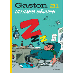 GASTON (EDITION 2018) - TOME 21 - ULTIMES BÉVUES