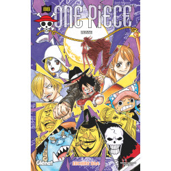 ONE PIECE - ÉDITION ORIGINALE - TOME 88 - LIONNE