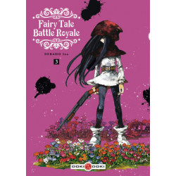 FAIRY TALE BATTLE ROYALE - VOLUME 3