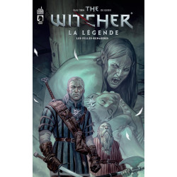 THE WITCHER - LA LÉGENDE