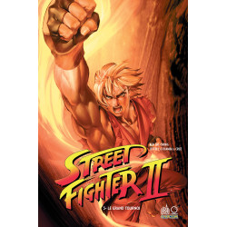 STREET FIGHTER II  TOME 3
