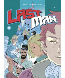 LASTMAN - ÉDITION COLLECTOR