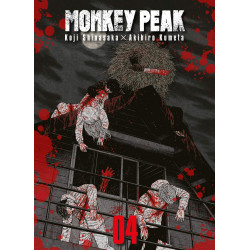 MONKEY PEAK - TOME 4