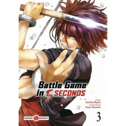 BATTLE GAME IN 5 SECONDS - TOME 3