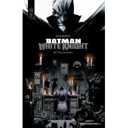 BATMAN WHITE KNIGHT COUVERTURE FNAC