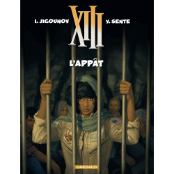 XIII - ANCIENNE COLLECTION - TOME 21 - L'APPÂT
