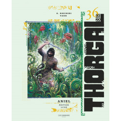 THORGAL LUXES - TOME 36 - ANIEL ÉDITION LUXE