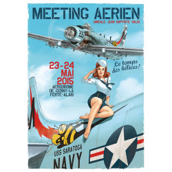 MEETING DE LA FERTE ALAIS 2015 - R. HUGAULT