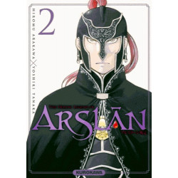 The Heroic Legend of Arslan - Tome 2