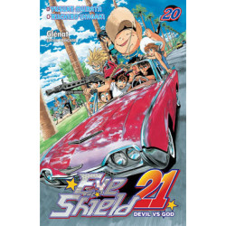 EYE SHIELD 21 - TOME 20 - DEVIL VS GOD