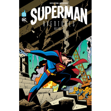 SUPERMAN AVENTURES  - TOME 4