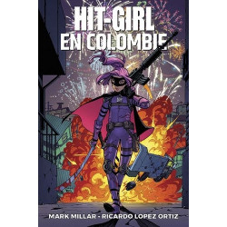 HIT GIRL T1 - HIT GIRL EN COLOMBIE