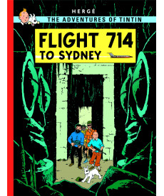 A4 Album UK - Soft Cover - Flight 714 to Sydney