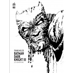 BATMAN - DARK KNIGHT III, LES COUVERTURES - TOME 0