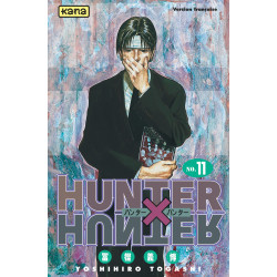 HUNTER X HUNTER - TOME 11
