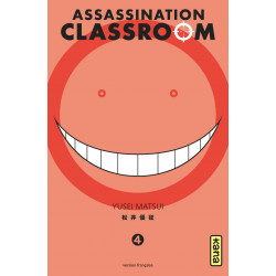 ASSASSINATION CLASSROOM - TOME 4