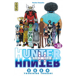 HUNTER X HUNTER - TOME 30