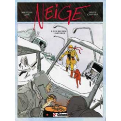 NEIGE - TOME 01 - LES BRUMES AVEUGLES