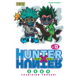 HUNTER X HUNTER - TOME 13