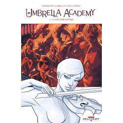 UMBRELLA ACADEMY 01. LA SUITE APOCALYPTIQUE