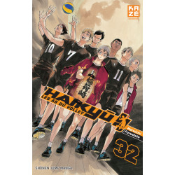 HAIKYU !! - LES AS DU VOLLEY T32