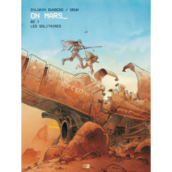 ON MARS - TOME 2 LES SOLITAIRES