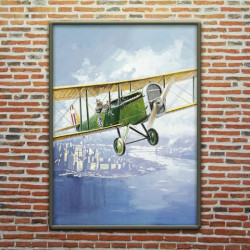 DE HAVILLAND DH4 - LUCIO PERINOTTO