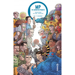 MANHATTAN PROJECTS T2