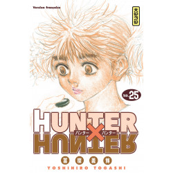 HUNTER X HUNTER - TOME 25