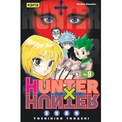 HUNTER X HUNTER - TOME 9