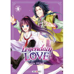 LEGENDARY LOVE T04