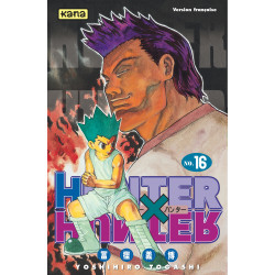 HUNTER X HUNTER - TOME 16