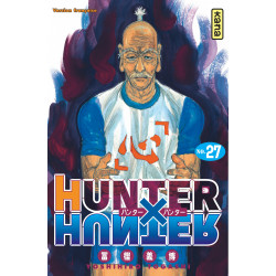 HUNTER X HUNTER - TOME 27