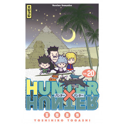 HUNTER X HUNTER - TOME 20