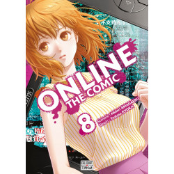 ONLINE THE COMIC T08