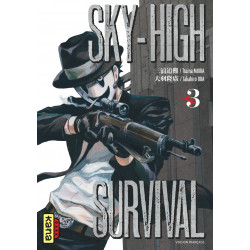 SKY-HIGH SURVIVAL - TOME 3