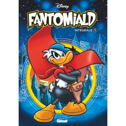 FANTOMIALD INTÉGRALE - TOME 01